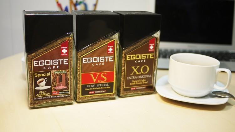 Швейцарский кофе Egoiste