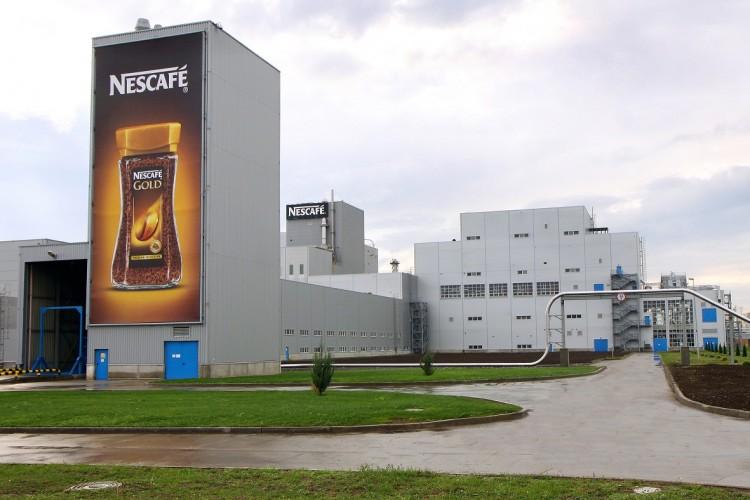 Завод NESCAFE