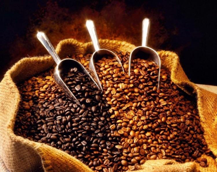 Три сорта кофе