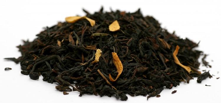Сухой черный чай