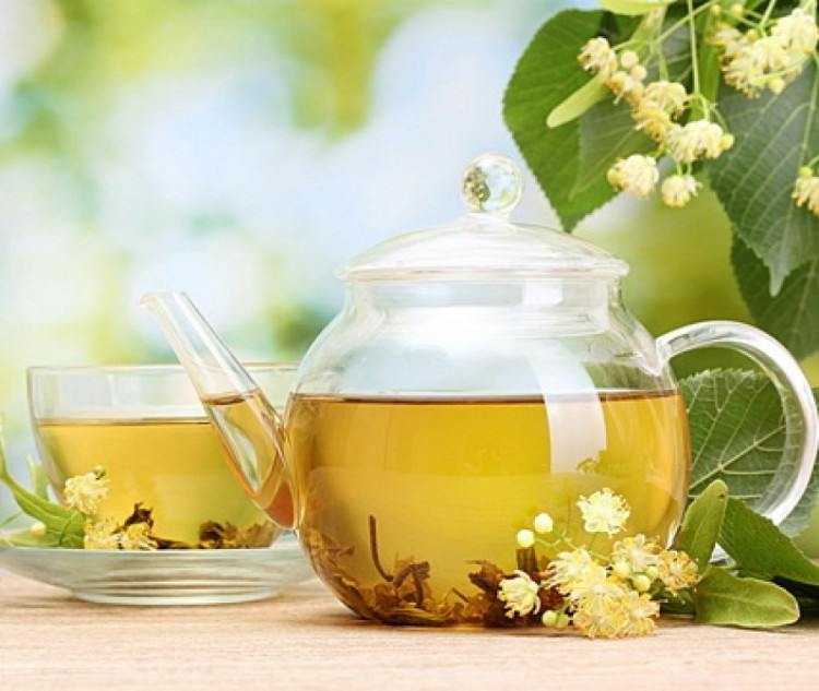 Липовый чай для детей