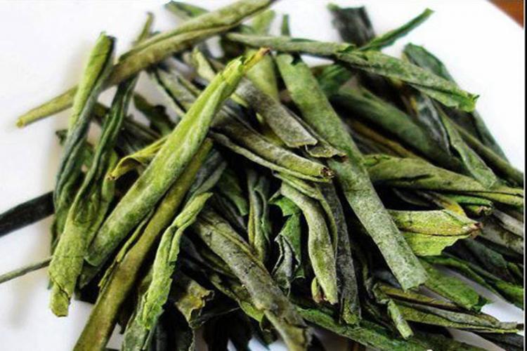 Сухой чай сорта Луань Гуапянь
