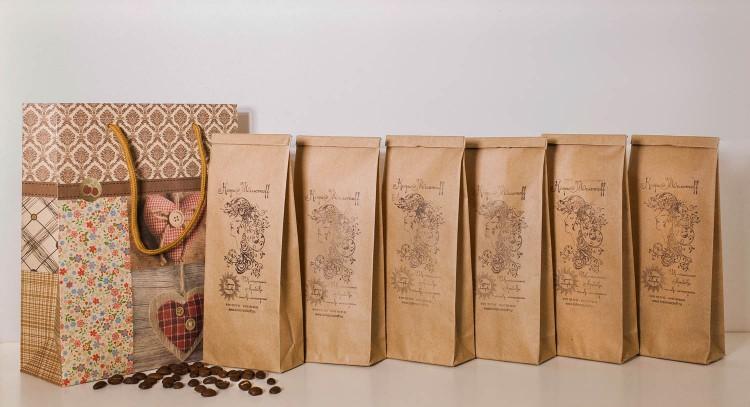 Хранение молотого кофе