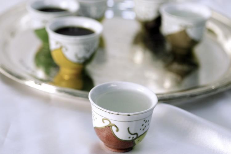 Белый кофе из Ливана