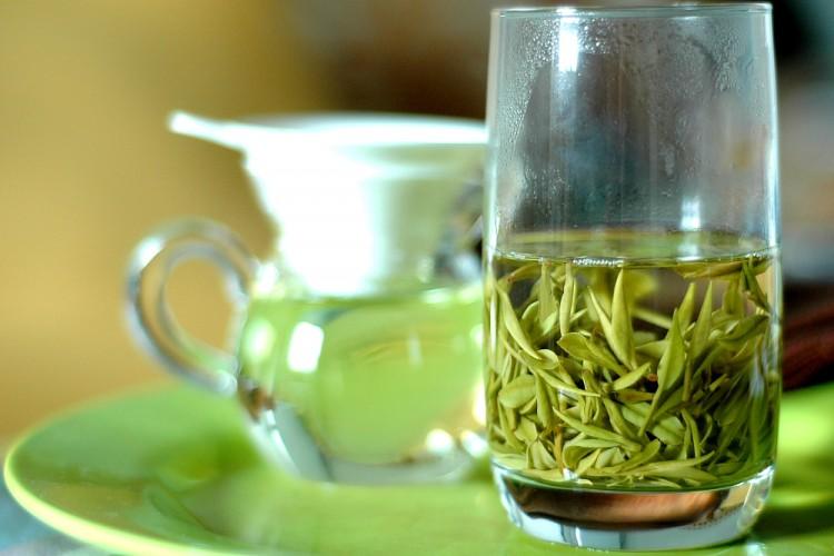 Заваренный чай Би Ло Чунь