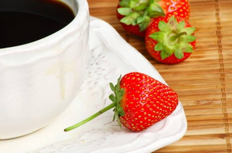 Ягодный кофе