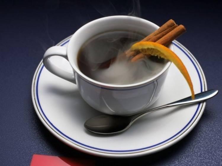 Карибский цитрусовый кофе