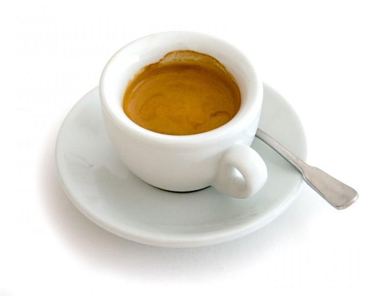 Чашечка эспрессо
