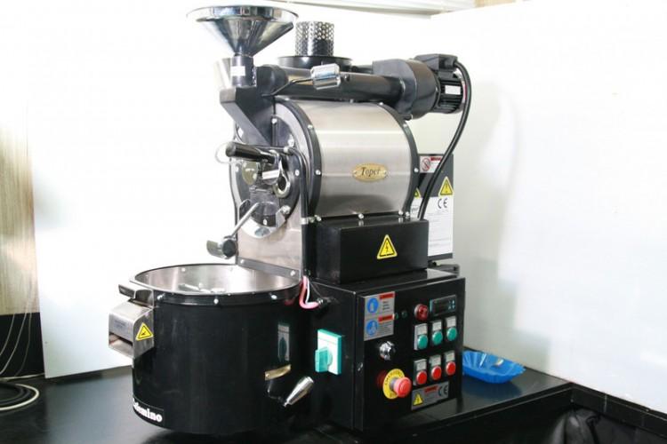 Промышленный ростер для обжарки кофе