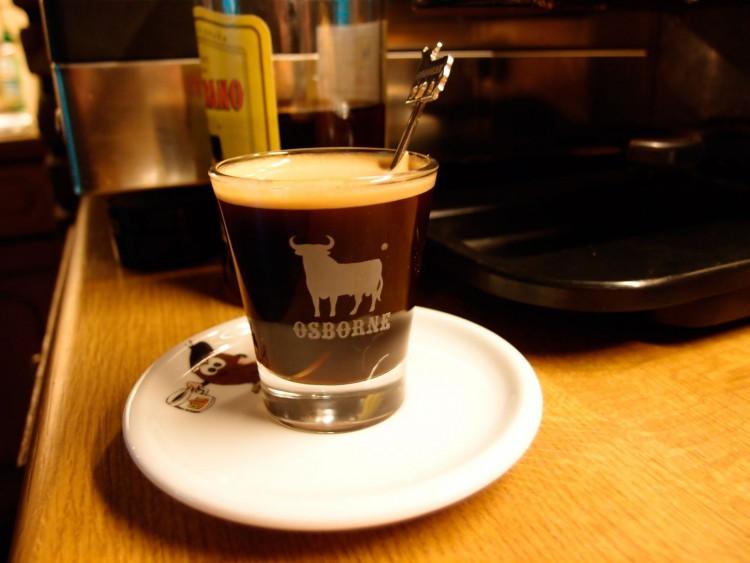 Французский кофейный пнш