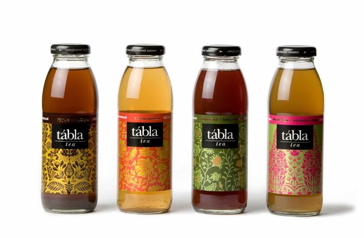Чаи в бутылках