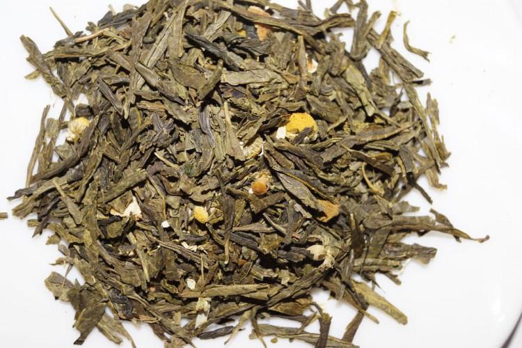 Сорт зеленого чая