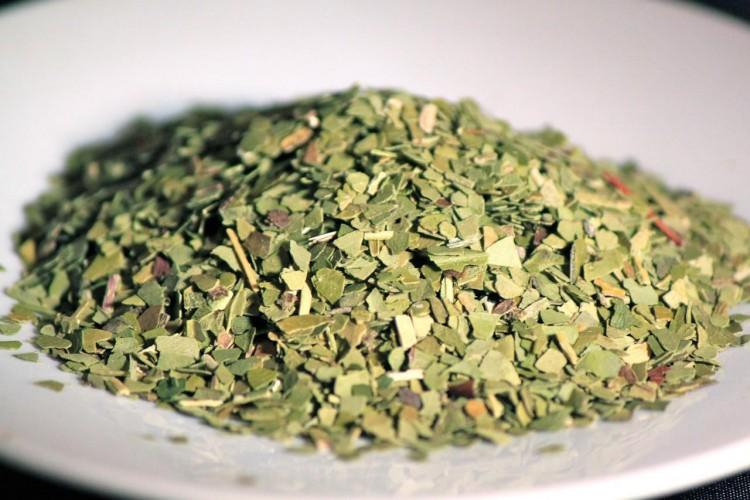 Сухой чай мате