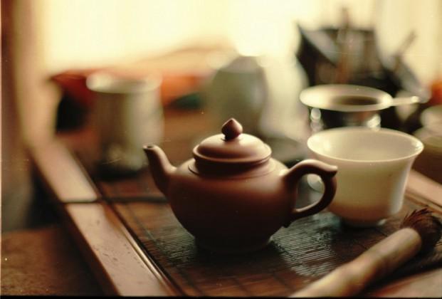 время заварки чая