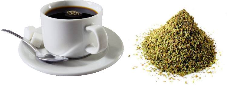 Кофе с травами