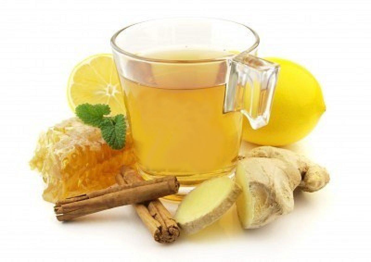 Чай и имбирь