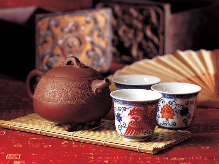 Этап чайной церемонии