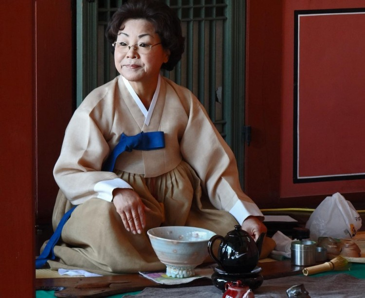 Традиции чаепития в Корее