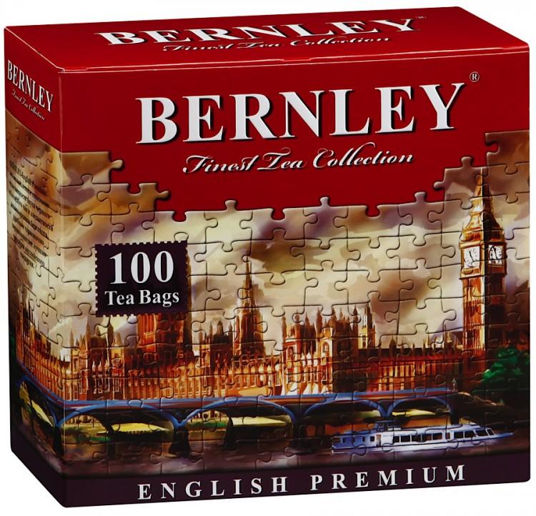 Чай Bernley