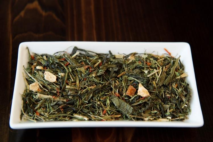 Сухой чай со стевией