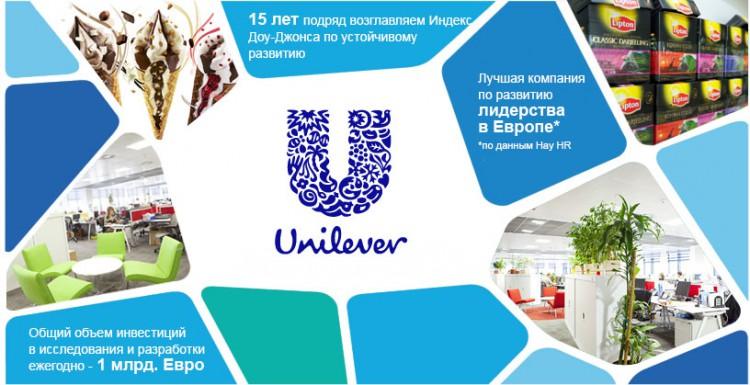 Компания Unilever