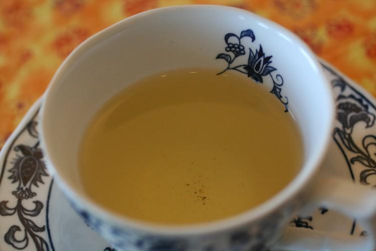 Зеленый чай бантя