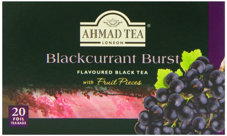 Blackcurrant Burst