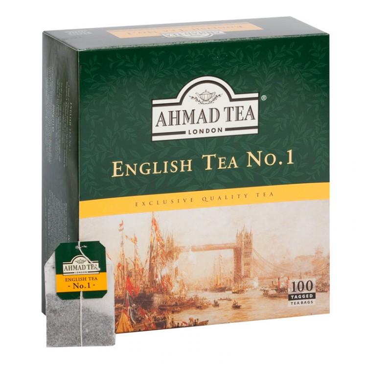 English Tea № 1