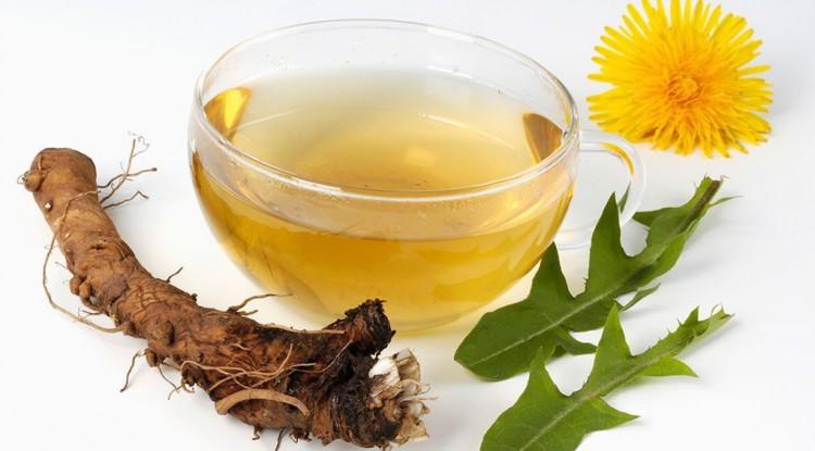 Чай с корнем одуванчика