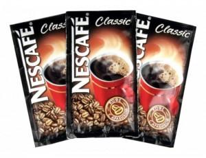 Растворимый кофе Нестле