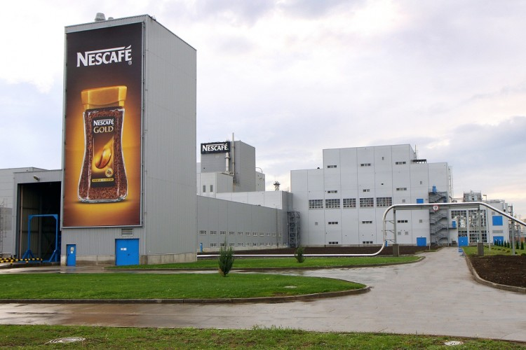 Предприятие Nestle