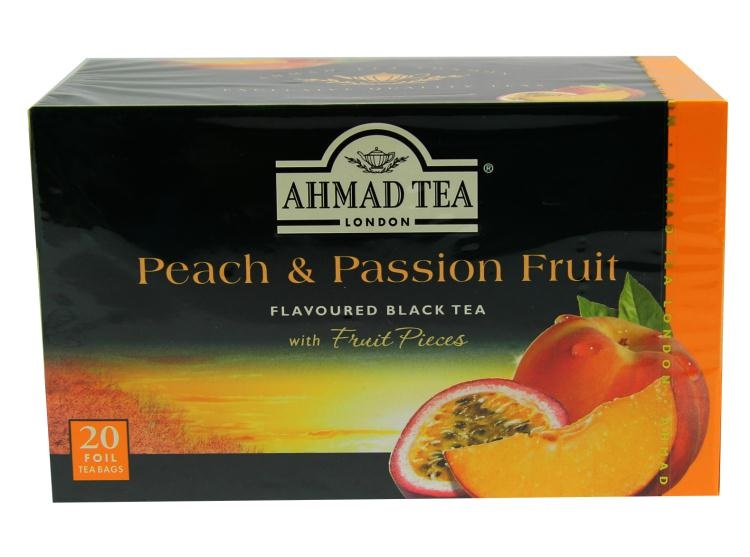 Peach & Passion Fruit