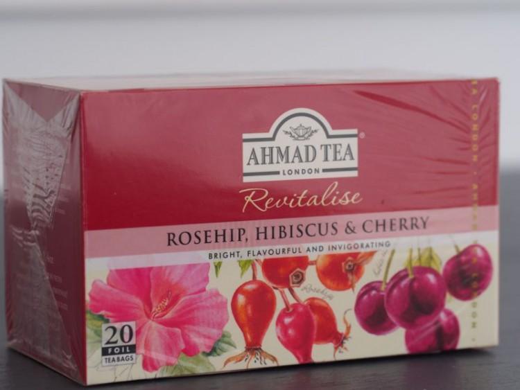 Rosehip, Hibiscus & Cherry