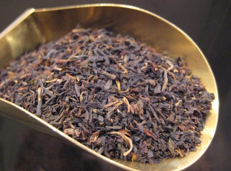 Купаж черного чая