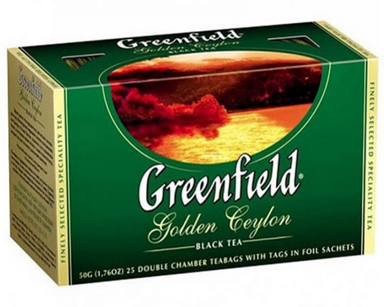 Чай Golden Ceylon