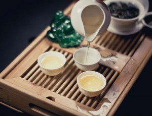 Зеленый тайваньский чай