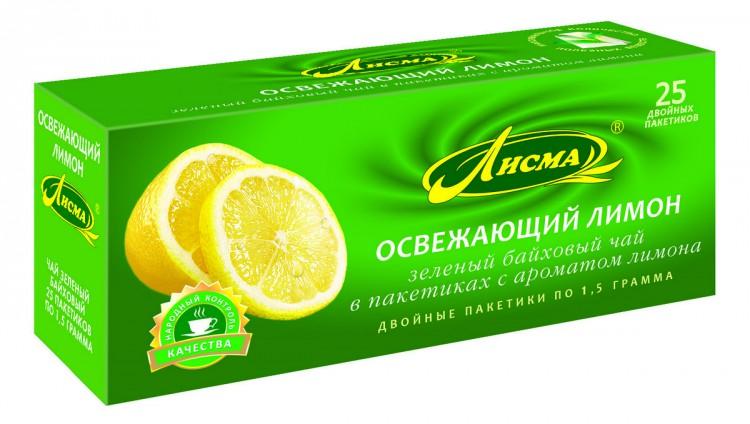 Зеленый чай Лисма