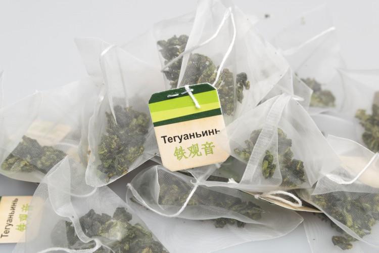 Качественный чай в пакетике