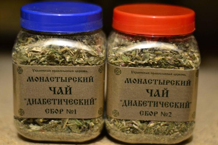 Монастырский чай от сахарного диабета: состав трав, отзывы ...