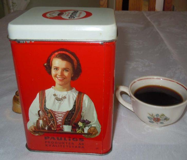 Кофе Паула