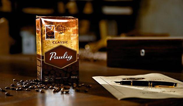 Сорт кофе Paulig