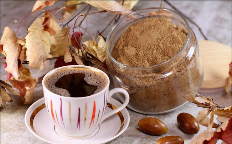Желудевый кофе