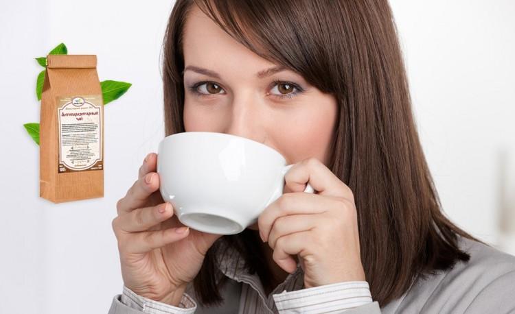 чай от грибковых паразитов