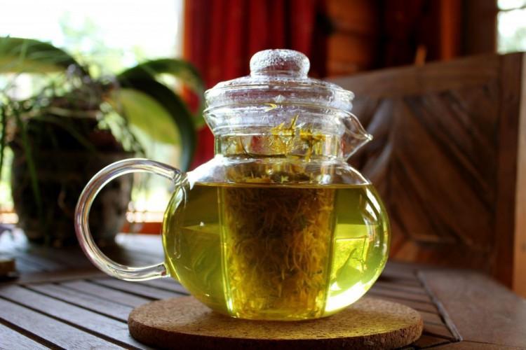 Заваривание монастырского чая