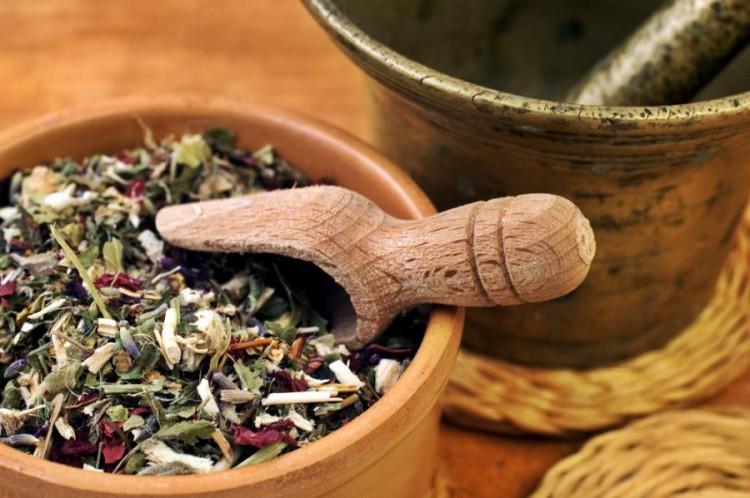 Монастырский чай от грибка ногтей