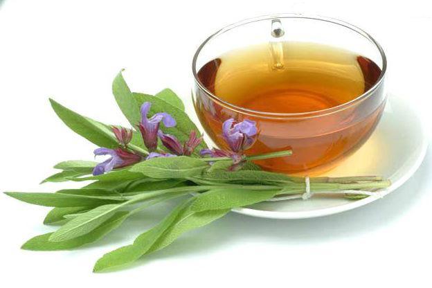 Травяной чай для лактации