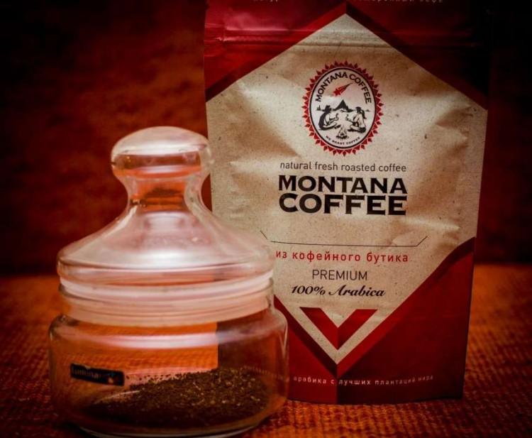 Разновидность Монтана кофе