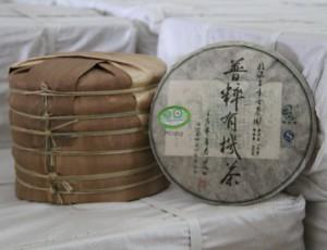 Упакованный пуэр