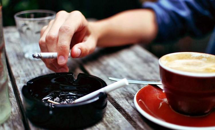 Никотин и кофеин