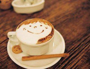 Смешной кофе